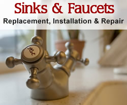 Bathroom Faucets Charlotte Nc sink and faucet installation | ron steele plumbing charlotte nc